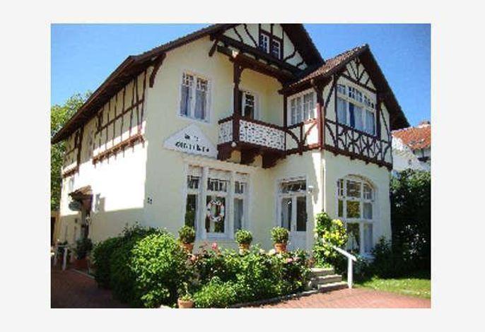 Villa Pension Strandhaus