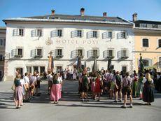 Hotel Post Mauterndorf OG