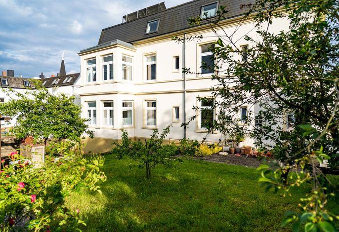 Ferienwohnungen in der Villa Lindenallee 9
