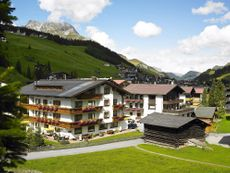 Lavendel, Hotel Garni Lech am Arlberg