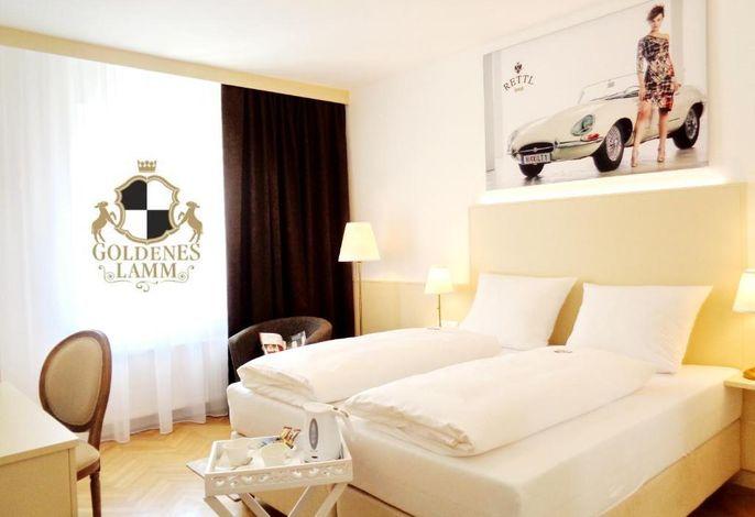 4 Sterne Boutique Hotel Goldenes Lamm