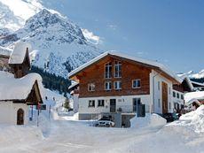 Sebastian, Haus Lech am Arlberg