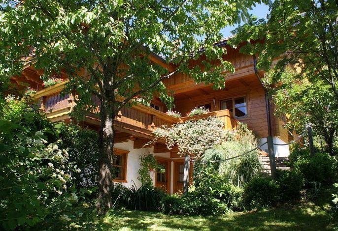 Landhaus Pfennich mit Bio-Appartements