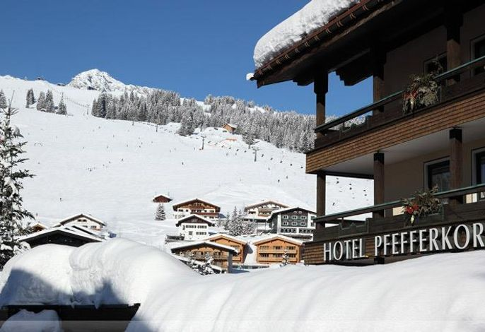 Pfefferkorn's, Hotel
