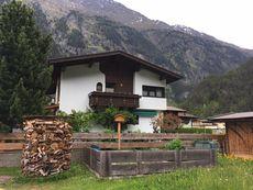 Haus Durrach Blick Längenfeld