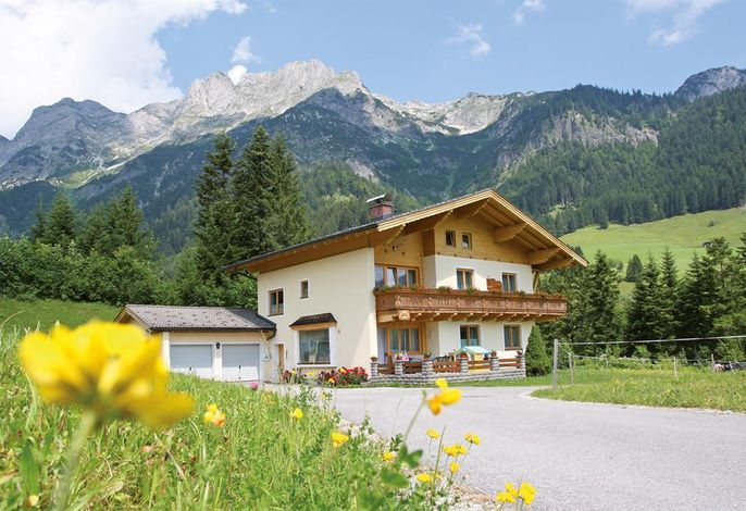 Apartments Alpenfrieden