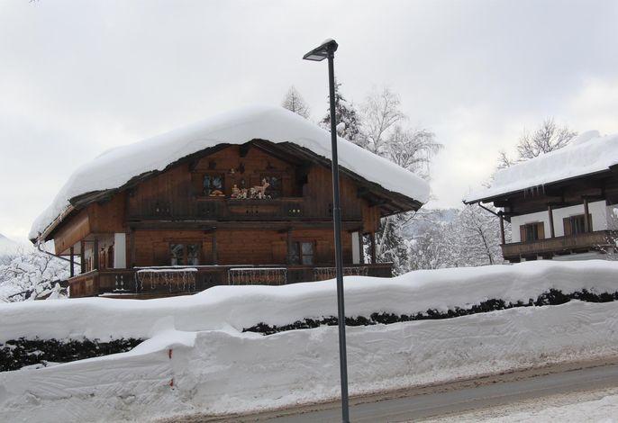 Landhaus Brunneck - Fam. Werlberger