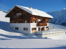 Bergmähder, Pension Lech am Arlberg