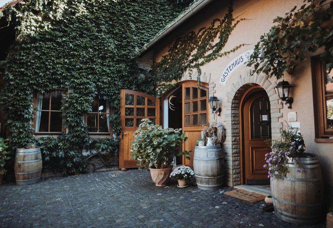 Strausswirtschaft & Gästehaus Janson, Weingut