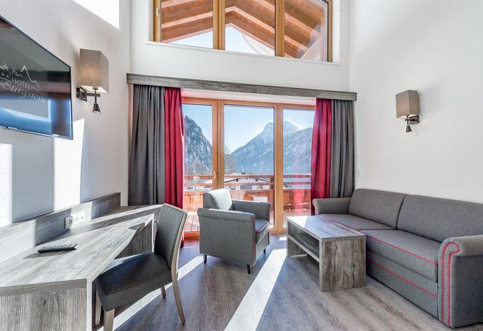 Hotel Burgstein alpin & lifestyle