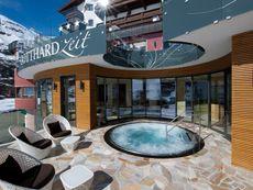Gotthard-Zeit, Hotel Obergurgl-Hochgurgl