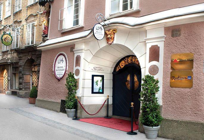 Radisson Blu Hotel Altstadt - Salzburg / Salzburg und Umland