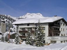 Fritz, Cafe Pension Lech am Arlberg