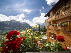 Burgwald, Hotel Lech am Arlberg