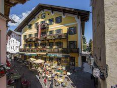 Lebzelter, Hotel Zell am See