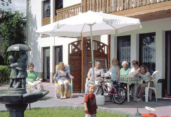 Franzenhof, Ferienwohnungen