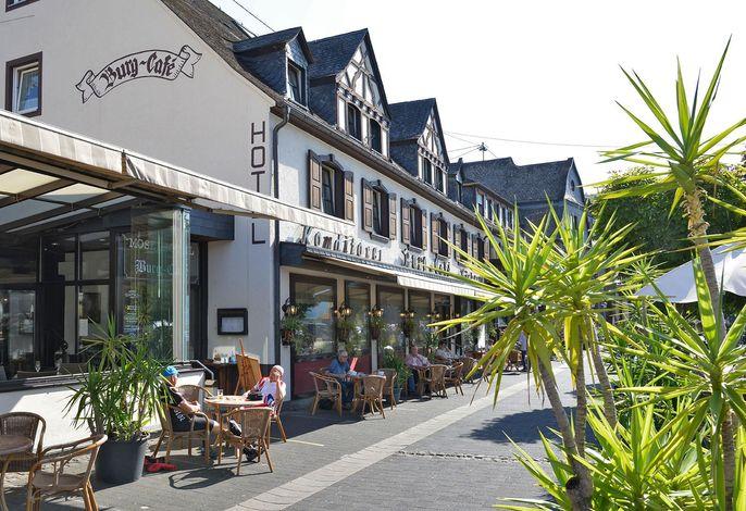 Moselhotel Burg Café