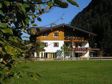 Ferienwohnungen Hilbrand Hirschegg