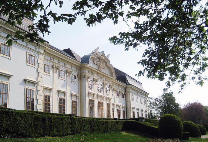 Wohnen im Schloss - Knappenstöckl