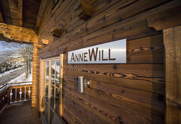 Chalet Anne Will