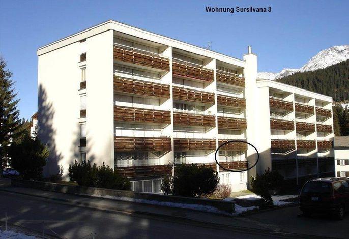 Ferienwohnungen Seestrasse / Wgh. 8