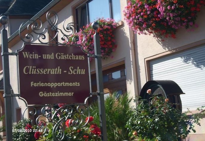 Gästehaus Horst Clüsserath