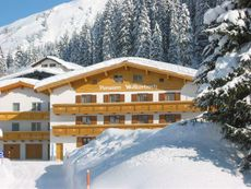 Walkerbach, Pension Lech am Arlberg