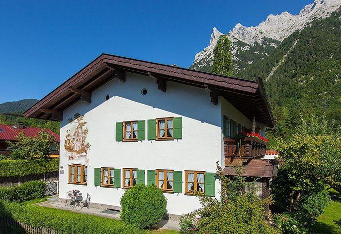 Almröserl, Ferienhaus - Mittenwald / Alpenwelt Karwendel
