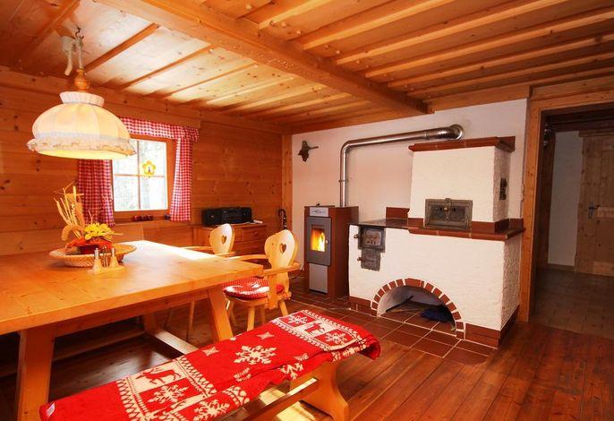 Petzl Hütte