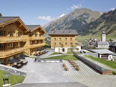 Aurelio Lech am Arlberg