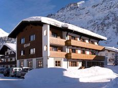 Kapeller GmbH, Pension Kilian Lech am Arlberg
