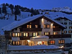 Sursilva, Hotel - Garni Lech am Arlberg