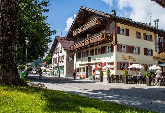 Gaisbock der DorfUrlaub