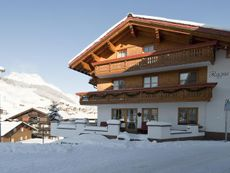 Regina, Pension Lech am Arlberg