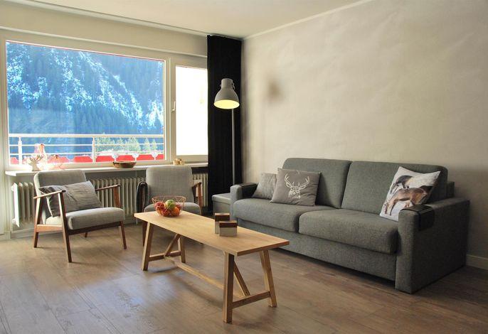 Appartement Hirsch im Aparthotel