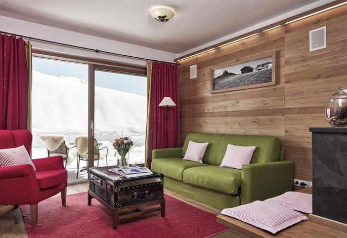 Goldener Berg, Hotel