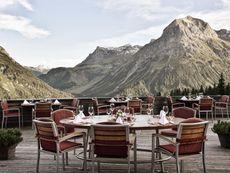 Goldener Berg, Hotel Lech am Arlberg