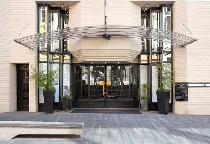 Hotel Cafe Central