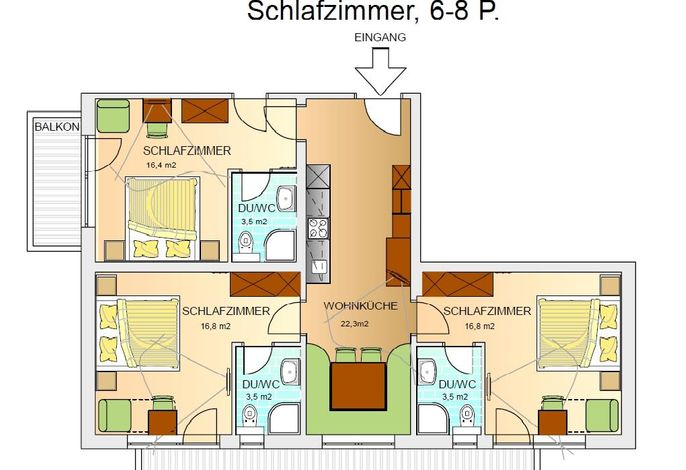 Toni's Ferienheim