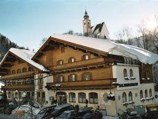 Salzburger Hof, Hotel Dienten