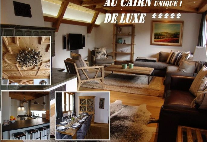 Au Chalet Cairn