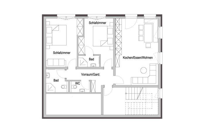 Appartement Waldplatzl