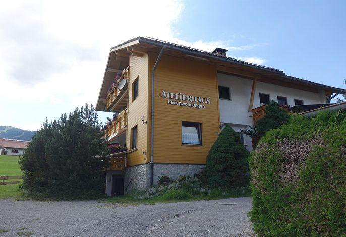 Atelierhaus Ferienwohnungen