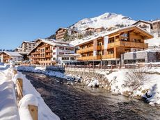 Auenhof, Hotel Lech am Arlberg