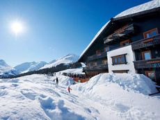 Salome, Hotel Lech am Arlberg