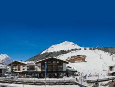 Jagdhaus Monzabon, Hotel Lech am Arlberg