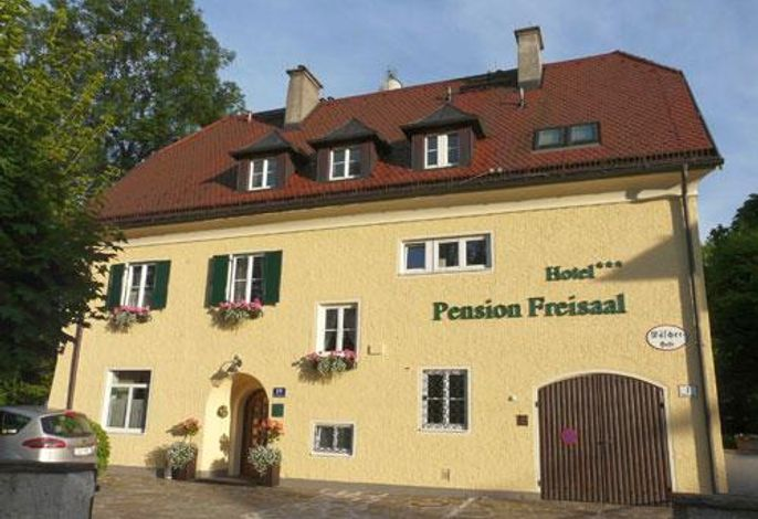 Freisaal, Pension
