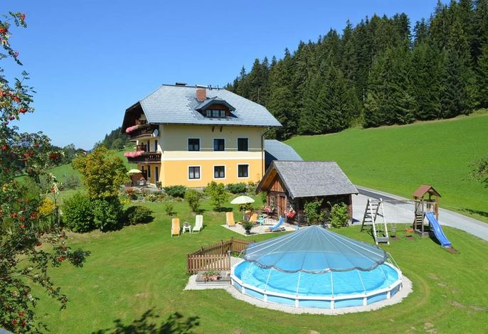 Oberlehen, Landhaus