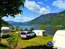 Terrassen Camping Ossiacher See