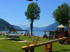 Terrassen Camping Ossiacher See